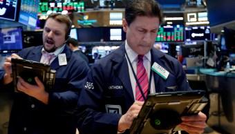 Bolsa de Nueva York inicia operaciones con pérdidas