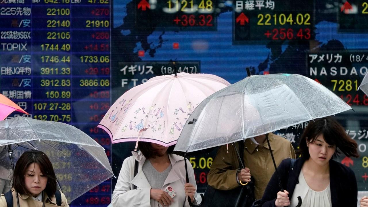 Bolsa de Tokio cierra al alza