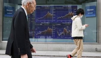 Bolsas de Asia Pacífico cierran operaciones