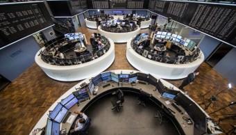 Bolsas europeas abren jornada bursátil al alza