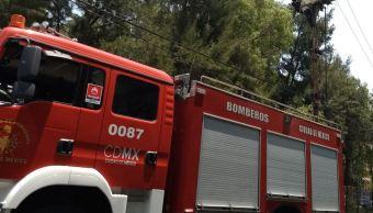 Localizan cadáver durante rescate de una persona en la CDMX