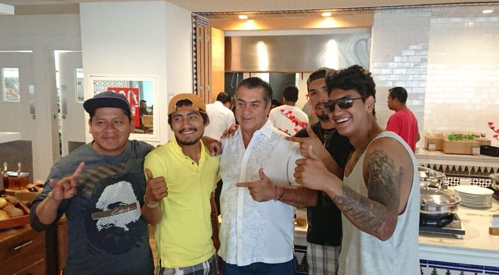 Jaime Rodríguez insiste en propuesta de cortar la mano a delincuentes