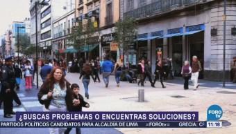¿Buscas problemas o encuentras soluciones?