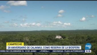 Calkmul Cumple 29 Años Como Reserva Biosfera