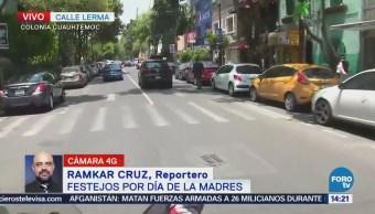 Calle Río Lerma Ofrece Varias Opciones Festejar Día De La Madre