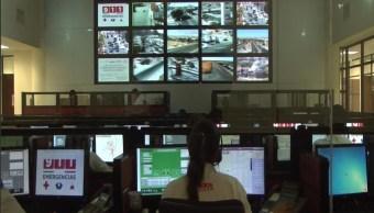 Refuerzan seguridad con cámaras de vigilancia en Hermosillo Sonora