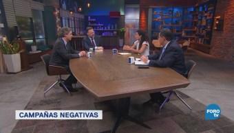 Campañas Negativas Parte Libertad Luisa María Alcalde, Sabino Bastidas Y Luis De La Calle