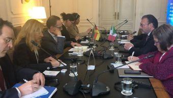 Videgaray participa en Cumbre del G-20 en Argentina; se reúne con ministro de Alemania