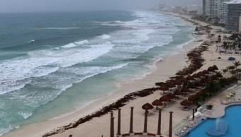 'Alberto' cambia de trayectoria; se va a Cuba