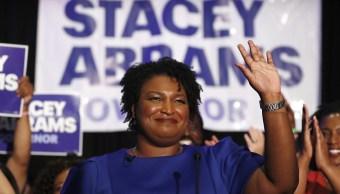 Candidata afroamericana aspirará Georgia Estados Unidos