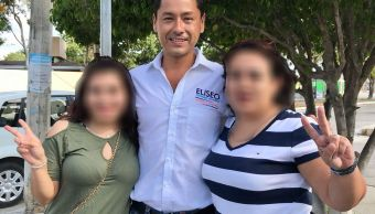 Candidato del PAN a la alcaldía de Campeche niega audio