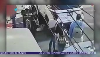 Captan asalto a estudiantes de UPIICSA, en Iztacalco
