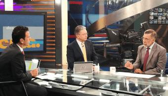 René Delgado habla de la violencia en el proceso electoral
