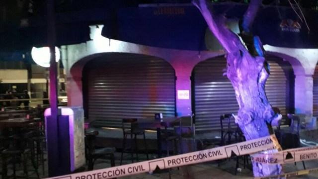Balacera en restaurante de colonia Del Valle, posible venganza entre narcomenudistas: Autoridades
