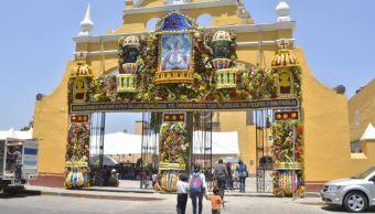 Concluye celebración de la Santísima Trinidad en Puebla
