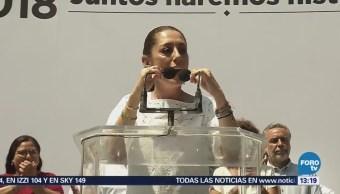 Sheinbaum Pide Destitución Ismael Figueroa