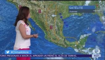 Clima Al Aire: Prevén hasta 34 grados en la CDMX