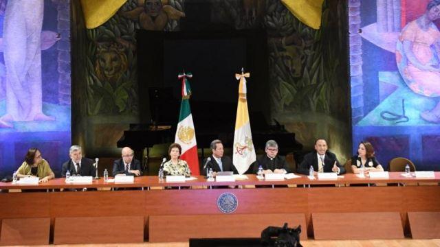 Gobierno de México ha trabajado para impulsar oferta cultural amplia, dice Eduardo Sánchez