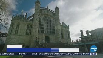 Continúan los preparativos para la boda real en Reino Unido