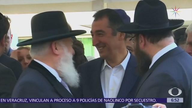 Crean comisión para protección de judíos en Alemania