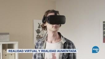 Diferencia Entre Realidad Virtual Realidad Aumentada