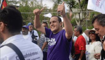 Cuauhtémoc Blanco cumple requisitos de residencia