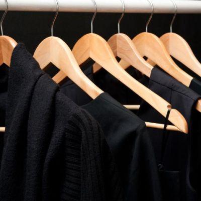 Por esta razón es recomendable usar ropa negra cuando hace calor