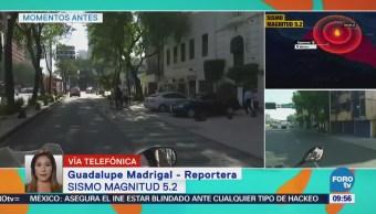 Damnificados del Multifamiliar Tlalpan ofrecían conferencia cuando se activó alerta sísmica