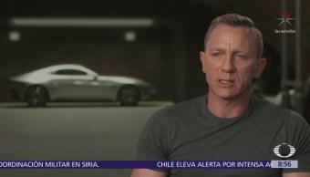Daniel Craig cobrará 25 mdd por la próxima entrega del Agente 007
