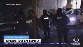 Decomiso de calzado pirata en Tepito causa disturbios