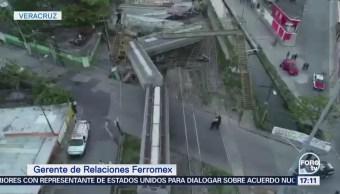 Delincuentes Sabotean Frenos Tren Robarlo Veracruz