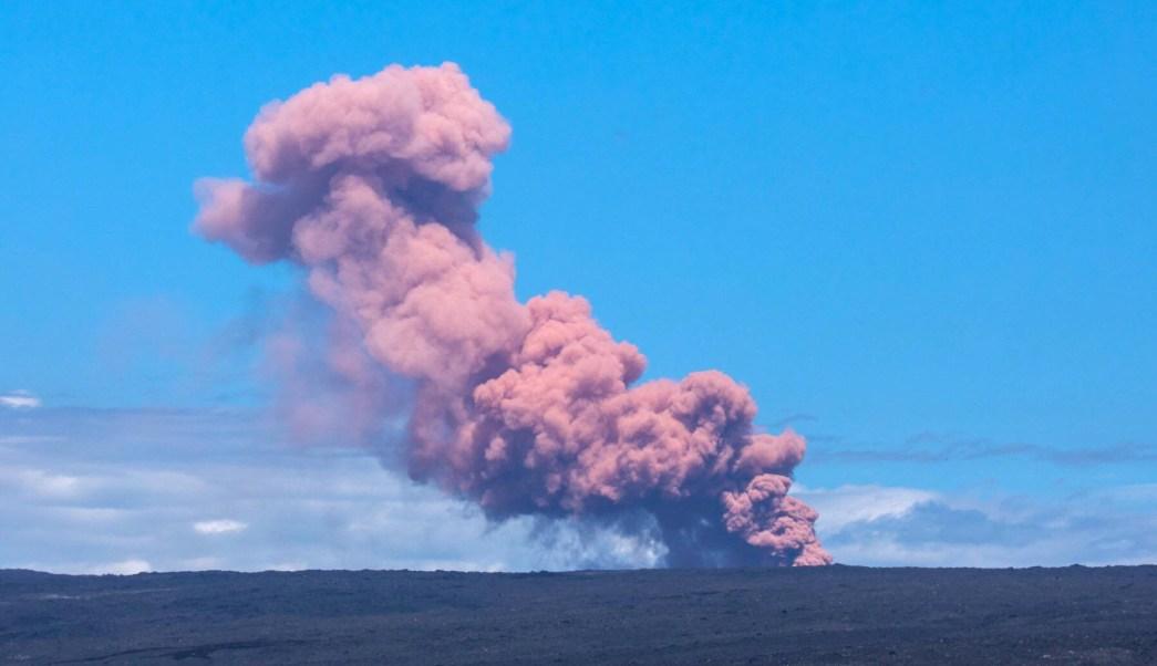 Desalojan cientos Hawai erupción volcán Kilauea