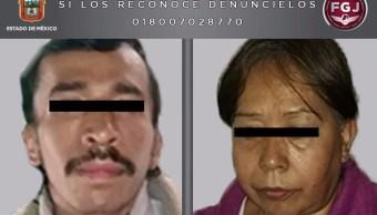 Catean dos inmuebles en Naucalpan hay dos detenidos