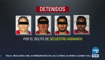 Detienen Policías Secuestro Tamaulipas Procuraduría General de Justicia del Estado