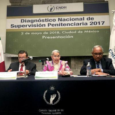 CNDH alerta por crisis en cárceles de México