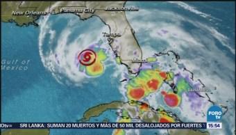 Alerta Florida Tormenta Subtropical Alberto Estados Unidos