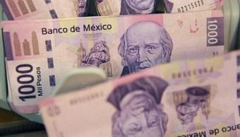 Finanzas públicas registran superávit de 5.8 mil mdp: SHCP