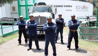 Edomex instala 26 campamentos del Grupo Tláloc para atender contingencias por lluvias