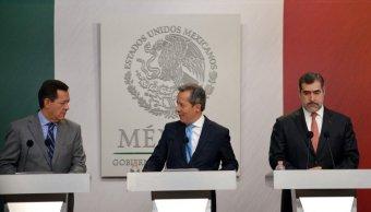 Eduardo Sánchez responde cuestionamientos sobre ciberseguridad del INE