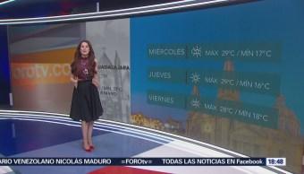 Clima Mayte Carranco Zona De Inestabilidad