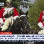 Flechazo Príncipe Enrique Meghan Markle Surgió Hace 20 Meses