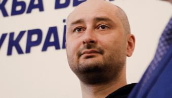 Asesinato de periodista ruso fue un montaje de Ucrania