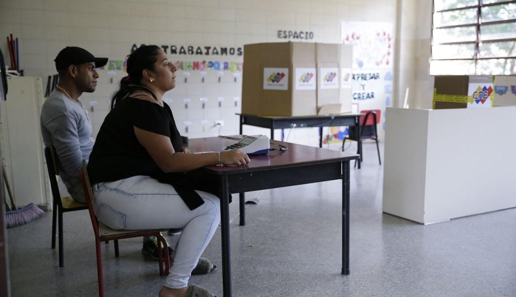 Ausentismo predomina en la jornada electoral presidencial en Venezuela