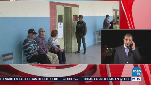 En espera de resultados electorales en Venezuela