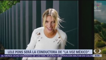 En octubre llega la nueva emisión de 'La Voz México'