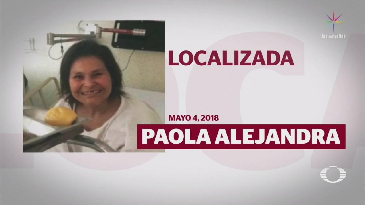 Encuentran Mujer Dos Años Desaparición Familia