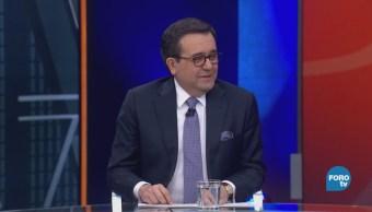 Entrevista a Ildefonso Guajardo, secretario de Economía