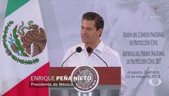 EPN Condena Violencia Motivos Electorales Campañas