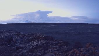 Volcán Kilauea en Hawái sufre erupción explosiva