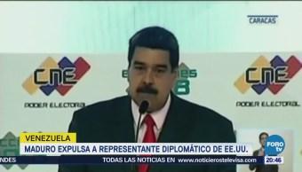 Estados Unidos amenaza a Venezuela con
